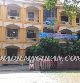 Công ty TNHH 1 TV Cấp Nước Nghệ An