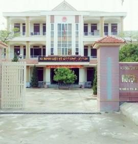 UBND Huyện Hưng Nguyên