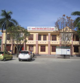 Trung tâm Đăng kiểm xe cơ giới Nghệ An