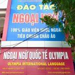Ngoại Ngữ Quốc Tế Olympia
