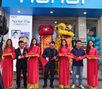 Honor khai trương store đầu tiên tại Tp Hồ Chí Minh