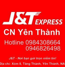 J&T Express – CN Yên Thành