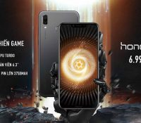 Honor Play – Smartphone chuyên chơi game ra mắt thị trường Việt