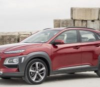 Hyundai Kona lọt top Xe của năm 2019