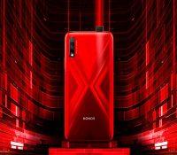 Honor 9X Flame Red Edition chính thức mở bán
