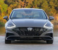 Hyundai Sonata thế hệ mới thêm nhiều trang bị