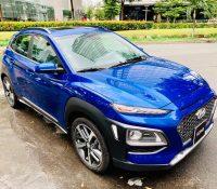 Hyundai Kona dòng xe nổi bật ở phân khúc crossover hạng B dành cho người trẻ