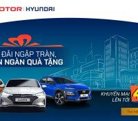 Hyundai Vinh khuyến mãi mua xe tháng 3/2020 lên đến 40 triệu đồng.