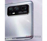 Hình ảnh Honor 30 tiết lộ cảm biến máy ảnh Sony IMX700 50MP