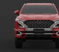 Xem trước Hyundai Tarlac: Xe bán tải Hàn Quốc tham vọng đối đầu Ford Ranger