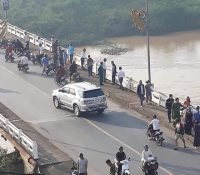 Nghệ An: Nam thanh niên nhảy sông tự vẫn, để lại thư tuyệt mệnh trên cầu
