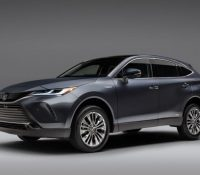 Năm 2021, Toyota Venza sẽ được hồi sinh