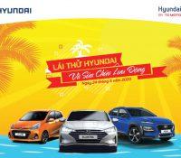 Hyundai Vinh triển khai chương trình lái thử và sửa chữa lưu động tại Huyện Diễn Châu