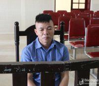 Đô Lương: Đã 2 lần ngồi tù vẫn vét hết tiền bạc mua ma túy bán cho 'phụ nữ lạ'