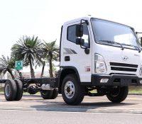 """""""Soi"""" Hyundai Mighty EX8 GT, mẫu xe tải trung chiến lược của TC MOTOR vừa ra mắt"""