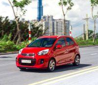 Ôtô bình dân giảm mạnh doanh số trong tháng 4
