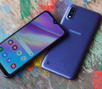 Samsung xác nhận bộ nhớ RAM của smartphone giá rẻ Galaxy M01s