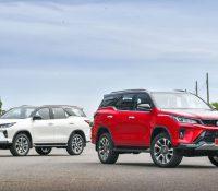 Đại lý bắt đầu nhận đặt cọc Toyota Fortuner 2021