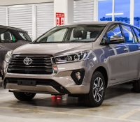 Hình ảnh Toyota Innova 2021 tại đại lý
