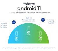 HMD Global tiếp tục dẫn đầu trong việc cập nhật Android cho các sản phẩm smartphone Nokia