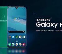 Smartphone Galaxy F41 sắp được Samsung ra mắt có gì thú vị?