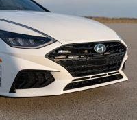 Hyundai Sonata N Line 2021 được ra mắt tại Mỹ