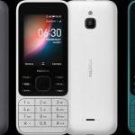 Nokia 6300 4G ra mắt: Thân vỏ polycarbonate