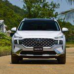 Những điểm mới trên Hyundai Santa Fe 2021