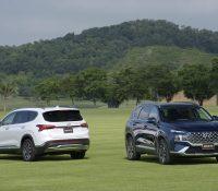 Hyundai Santa Fe 2021 ra mắt, giá từ 1,03 tỷ đồng